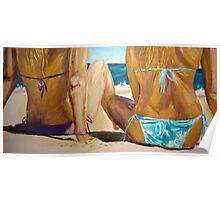 Beach Girls Poster