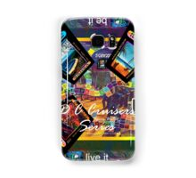 ETHOS - the game - DC CRUISERS 2 Samsung Galaxy Case/Skin