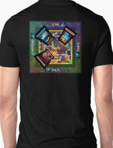 ETHOS - the game - DC CRUISERS 2 Unisex T-Shirt