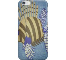 Exotic Tropical Fish iPhone Case/Skin