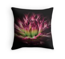 Summer star (Flowers collection) Throw Pillow
