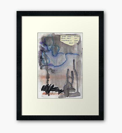 From Eden Framed Print
