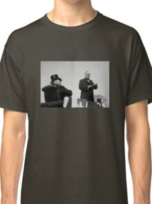 William McKinley Making His Inaugural Address  Classic T-Shirt