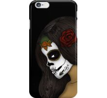The Day Of The Dead Girl iPhone Case/Skin