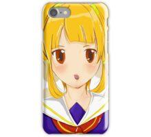 Lovely girl iPhone Case/Skin