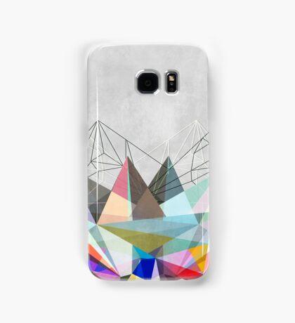 Colorflash 3 Samsung Galaxy Case/Skin