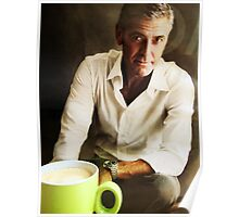Coffee with George.... Poster