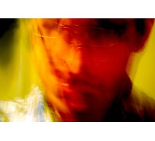 Self Crazy Photographic Print