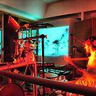 """The percussionist by Antonello Incagnone """"incant"""""""