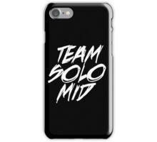 Team SoloMid White iPhone Case/Skin