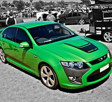 Australian Ford FG Falcon Boss 315 by Ferenghi