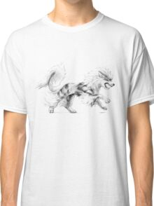 Arcanine - original illustration Classic T-Shirt