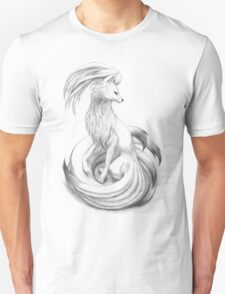 Ninetales - original illustration Unisex T-Shirt
