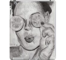 Citrus Vision iPad Case/Skin