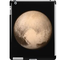 IT'S REALLY PLUTO'S HEART - HIGH QUALITY IMAGE iPad Case/Skin