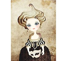 Madame Cupcake Photographic Print