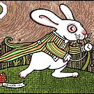 Rabbit by Anita Inverarity