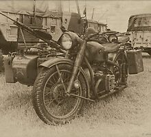 Ural Combo by David J Knight