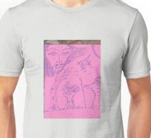 angry gods Unisex T-Shirt