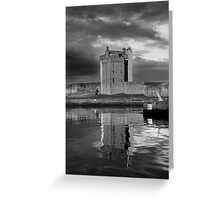 Broughty Ferry Castle Greeting Card
