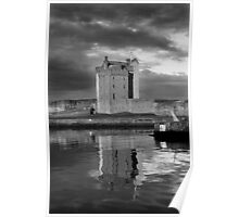 Broughty Ferry Castle Poster
