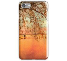At End of Day iPhone Case/Skin