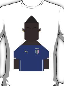 Balotelli Italia World Cup T-Shirt