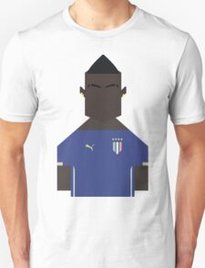 Balotelli Italia World Cup T-Shirt
