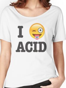 I Love Acid Women's Relaxed Fit T-Shirt
