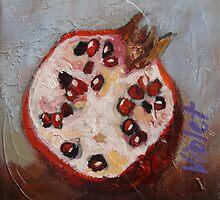 Pomegranate 5 by VioletArt