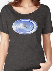 riding powder Women's Relaxed Fit T-Shirt