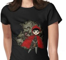 Little Red Capuccine Womens Fitted T-Shirt