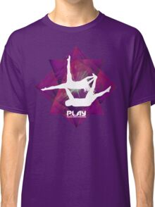 PLAY - Purple Octangle Classic T-Shirt