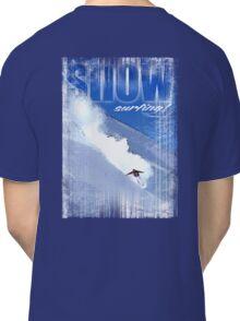snowsurfing Classic T-Shirt