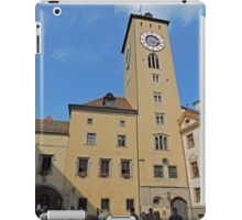 Old City Hall, Regensburg, Germany iPad Case/Skin