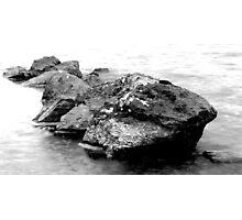 Rocks 2 Photographic Print