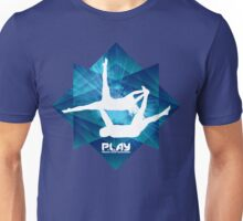 PLAY - Blue Octangle Unisex T-Shirt