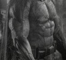 Batman Ben Affleck Design (3.0) Sticker