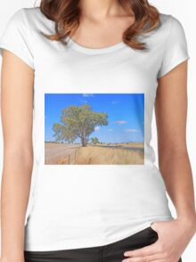 Australian Countryside Women's Fitted Scoop T-Shirt