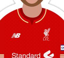 Liverpool Henderson Sticker