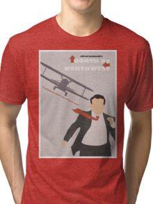 North by Northwest Tri-blend T-Shirt