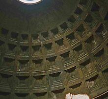 The Pantheon - Rome by David J Dionne