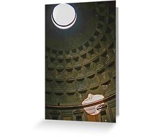 The Pantheon - Rome Greeting Card