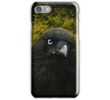 Aussie Crow iPhone Case/Skin