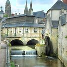 Bayeux, France by Hans Kool