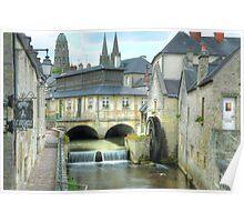 Bayeux, France Poster