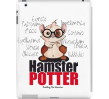 Pudding the Hamster - Harry Potter iPad Case/Skin