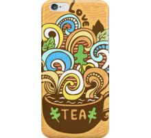 Tea lover iPhone Case/Skin
