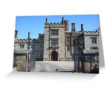 Penshurst Place Greeting Card