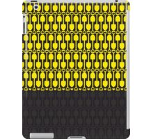 Attention Shovels Pattern iPad Case/Skin